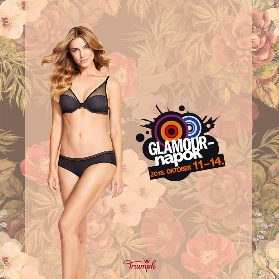 Glamour-napok 2018.10.11.-14.